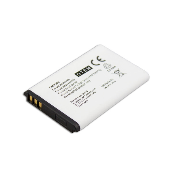 caseroxx mobile phone battery for AEG M1220 (Feature Phone)