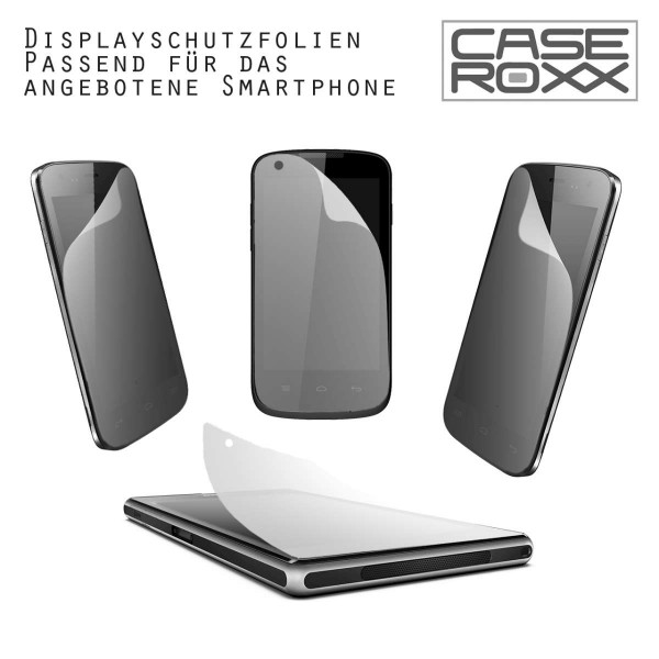 caseroxx screen protector for Samsung S8500 Wave