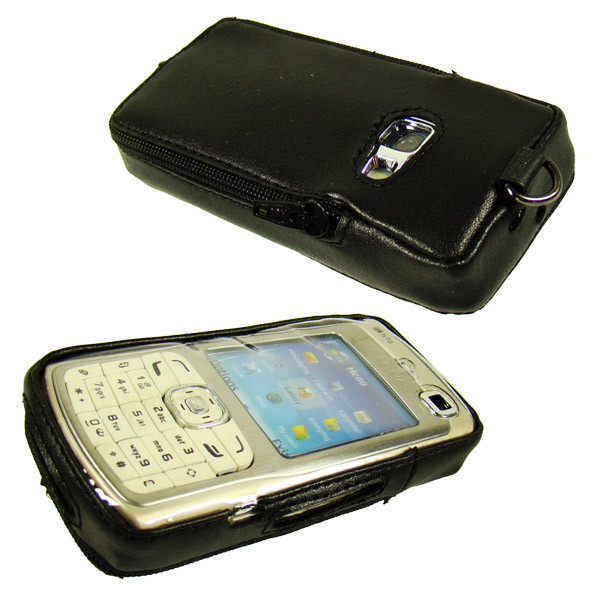 caseroxx Pouch for Nokia N7 Pro, Pouch (Pouch in black)